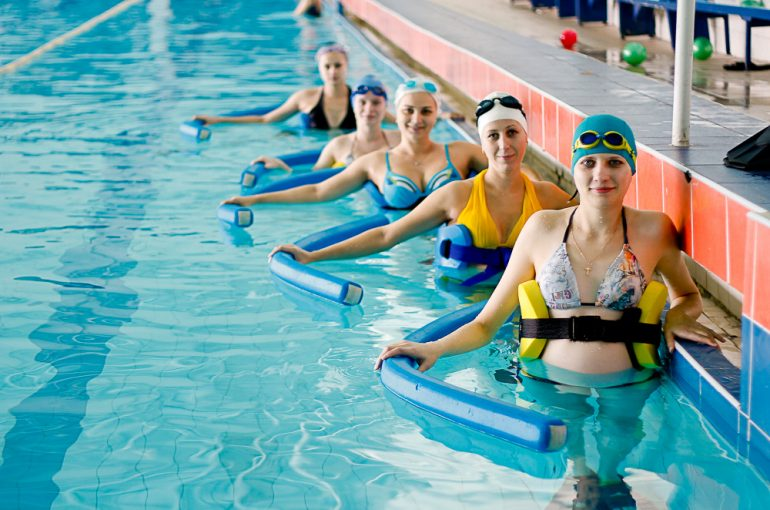 Aquaslim: un sport fitness contre les cellulites